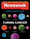Newsweek cancer cover