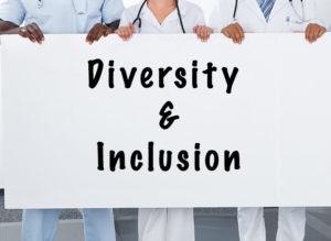 Graphic: Diversity & Inclusion