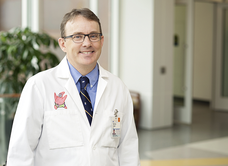 Grant Named New Associate Dean for Graduate and Medical Scientist Programs - Dean's Office Blog