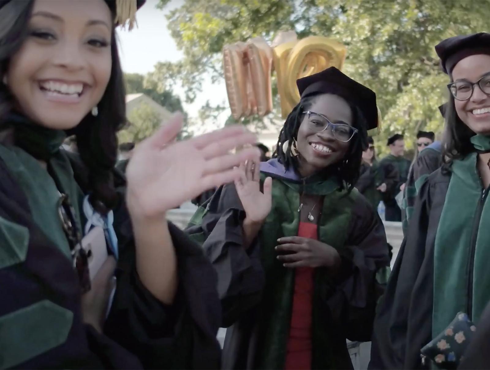 SMD21 graduation