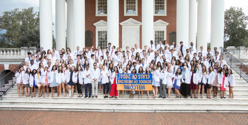 white coat ceremony, class of 2024