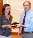Sarah Gray (ID doctoral student): Best Poster Presentation by a Graduate Student