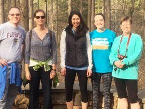 med ed team hike