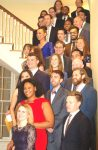 "For IM Residents, a Year-End ""Chiefs"" Grand Rounds, Awards and a Celebratory Dinner"