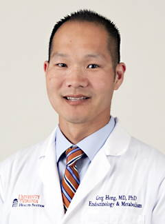 Dr Greg Hong