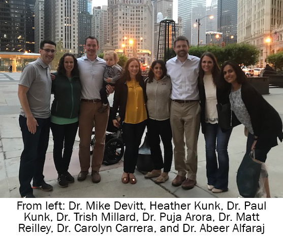 2018 - 2019 HEMATOLOGY/ONCOLOGY FELLOWSHIP HIGHLIGHTS