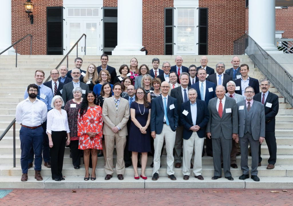 University of Virginia Infectious Diseases 50th Anniversary Group