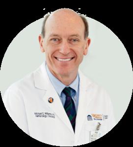 Dr Michael Williams UVA Hematology Oncology