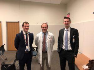 Alex Zimmet, Brian Uthlaut, and Brian Wentworth