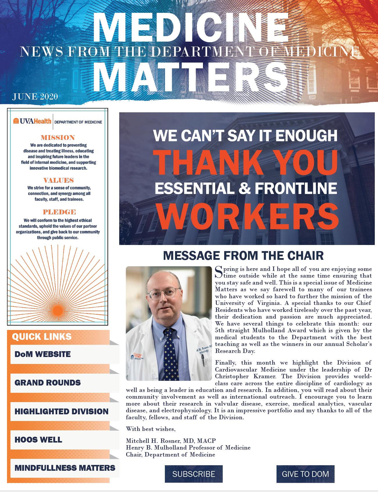 UVA Medicine Matters