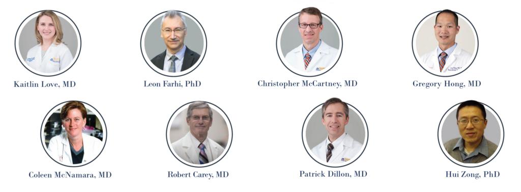 UVA doctors