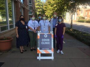 UVA COVID Clinic