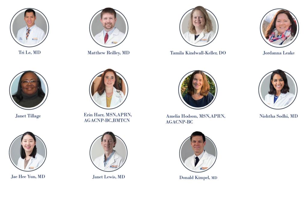 UVA Department of Medicine