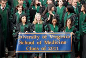 MedicineClassOf2011Graduation