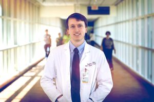 Stephen Mein UVA School of Medicine student