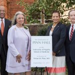 Pinn Hall Dedication: What a Great Day!