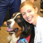 Popular Pooches Come Out to De-Stress Medical Students