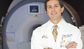 Jeff Elias, MD, Honored as Innovator of Year for Focused Ultrasound Work