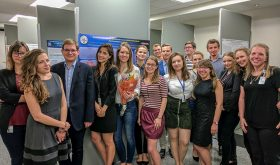 Visiting Student Program Enjoys Continued Success