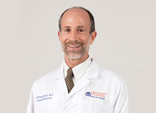 Dr. Andrew Wolf