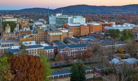 Charlottesville Among Nation's 10 'Best College Towns'