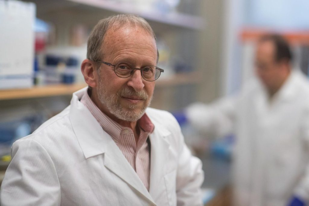Photo of George Bloom. According to biologist George Bloom, most current Alzheimer's treatments are too late to roll back the disease's effects.