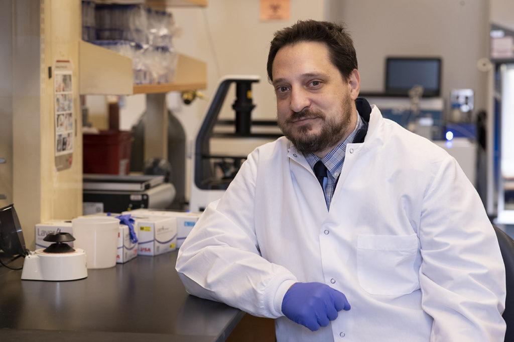 Brad Gelfand, PhD
