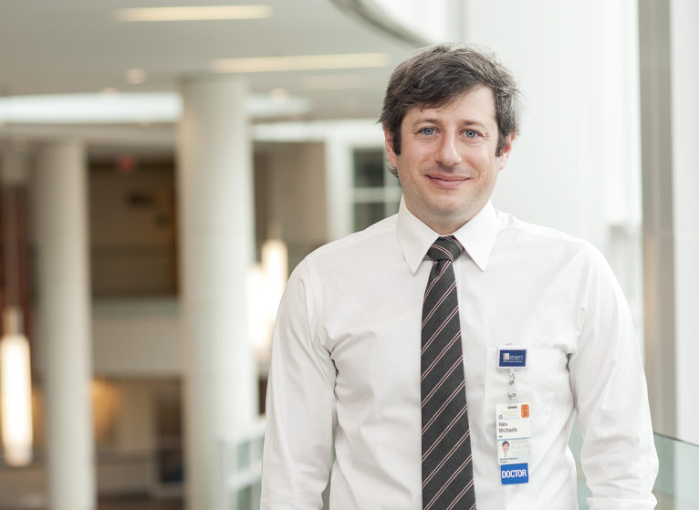 Alex Michaels, MD