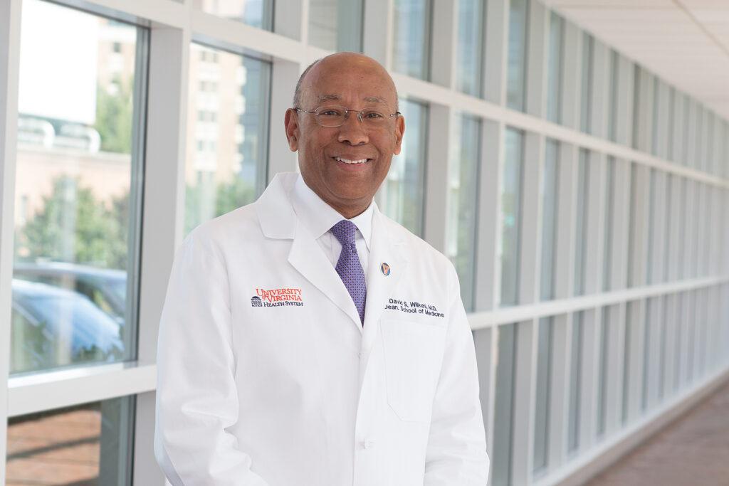 UVA School of Medicine Dean, David Wilkes, MD
