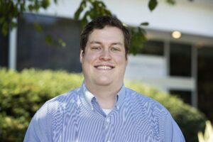 Nate French decided to become a doctor after working as an emergency medical technician.